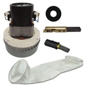 Motors, Filter Bags & Debris Bin