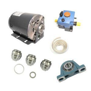 Boom, Drive, Pumps & Parts